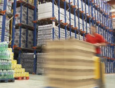 Warehouse Storage Services From Trax Express